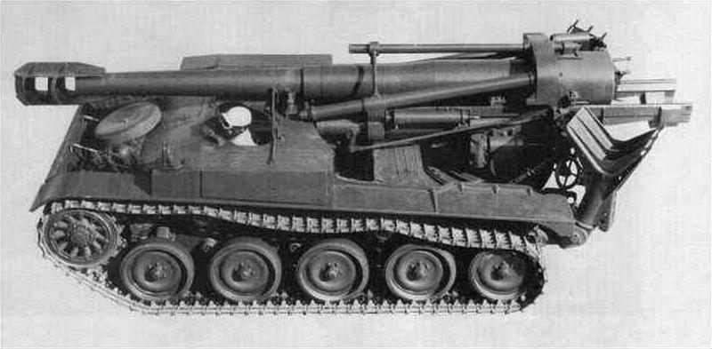 1959 amx 13 f3 automouvant 155