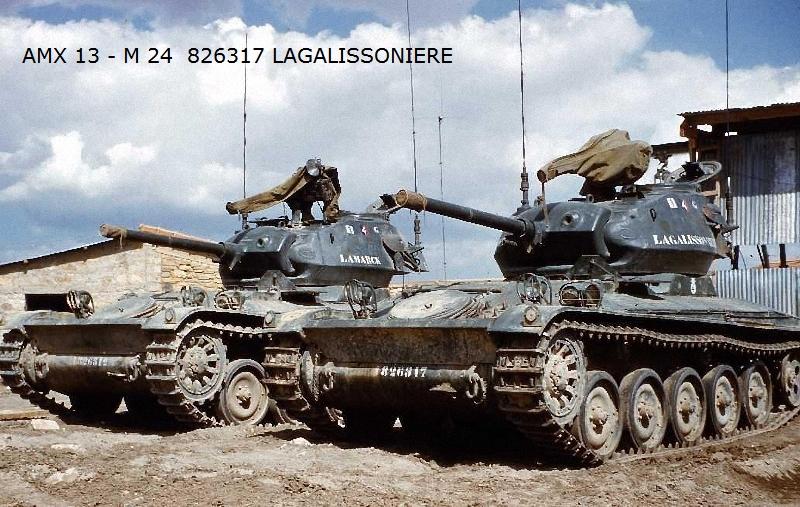 AMX 13 Wheels  - Missing-Lynx