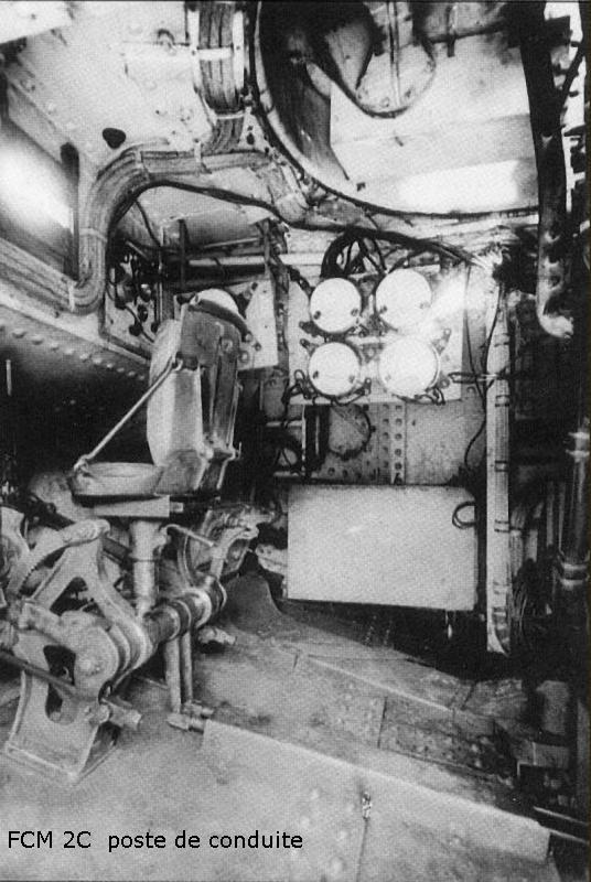 Matériels, armement, bateaux, avions en 1940  Fcm2c_010